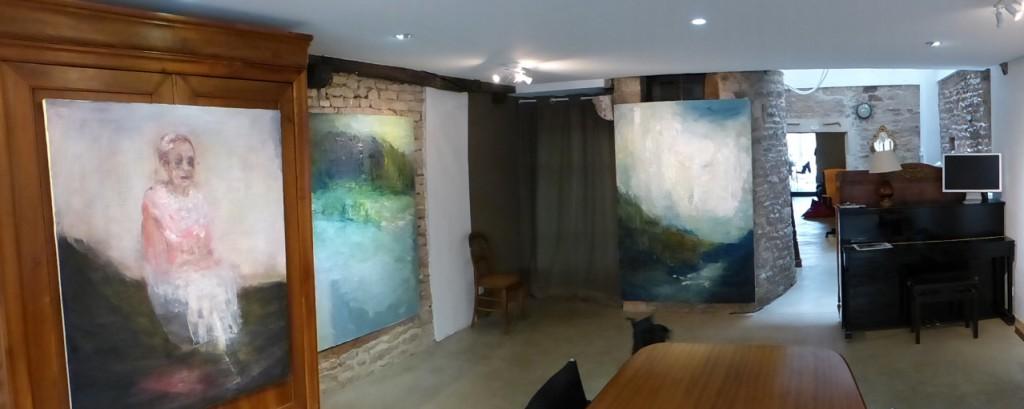 malek-lehoussine chez Galerie Nakai